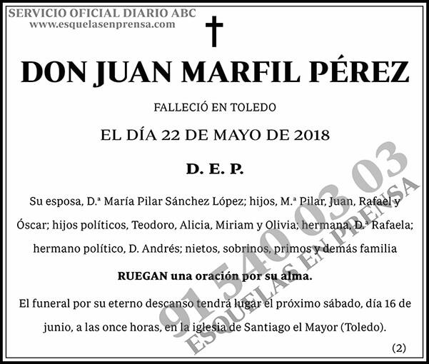 Juan Marfil Pérez